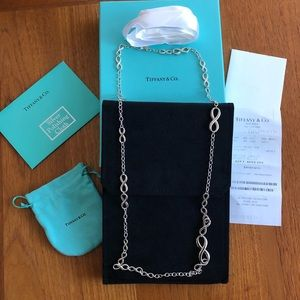 Tiffany & Co Infinity Necklace (SOLD OUT)
